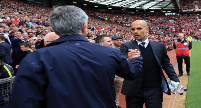 Manchester City, Guardiola e il messaggio a Mourinho: