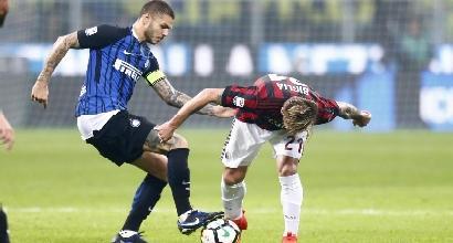 Serie A: Milan-Inter e Inter-Napoli in notturna