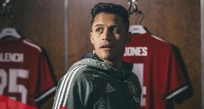Manchester United: Alexis Sanchez già nei guai, violate regole antidoping