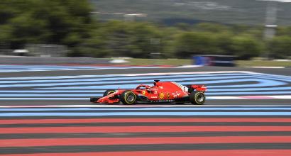 Vettel, AFP