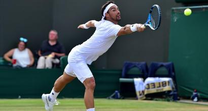 Wimbledon, Fognini battuto da Vesely