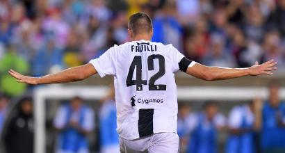 Colpo Genoa: Favilli dalla Juventus