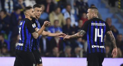Inter, Nainggolan si allena e punta la Juve