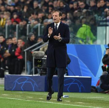 Rifinitura allo Stadium, Allegri prova l'undici anti-Inter: ultimo test per Bentancur
