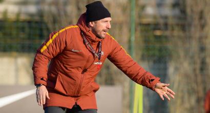 """Roma, Di Francesco: """"Nel 2019 voglio più continuità"""""""