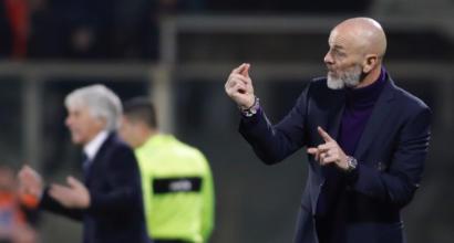 """Atalanta, Gasperini: """"Abbiamo rimesso in gioco la Fiorentina"""""""