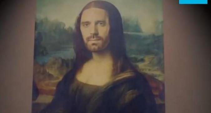 La Formula E sbarca al Louvre: è Vergne o la Gioconda?