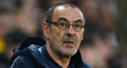 Chelsea-Sarri addio dopo la finale di E. League Roma e Milan in allerta