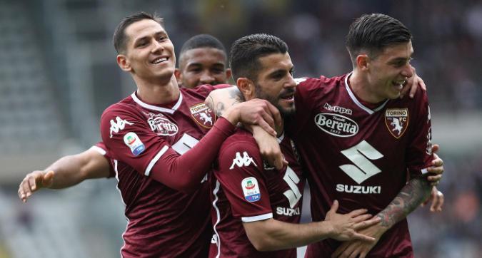 Il Toro chiude col tris alla Lazio