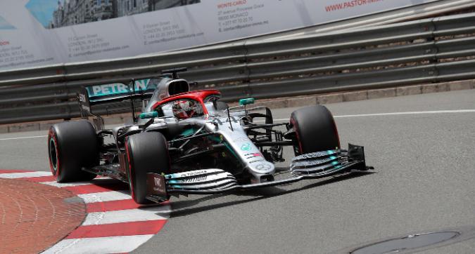 F1, Hamilton vince a Monaco