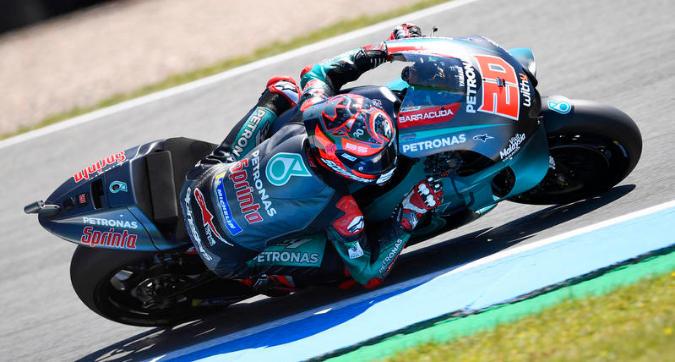 MotoGP, Quartararo in pole ad Assen
