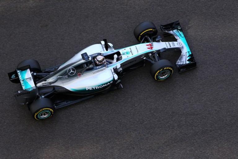 F1, GP Abu Dhabi: pole Rosberg, disastro Ferrari