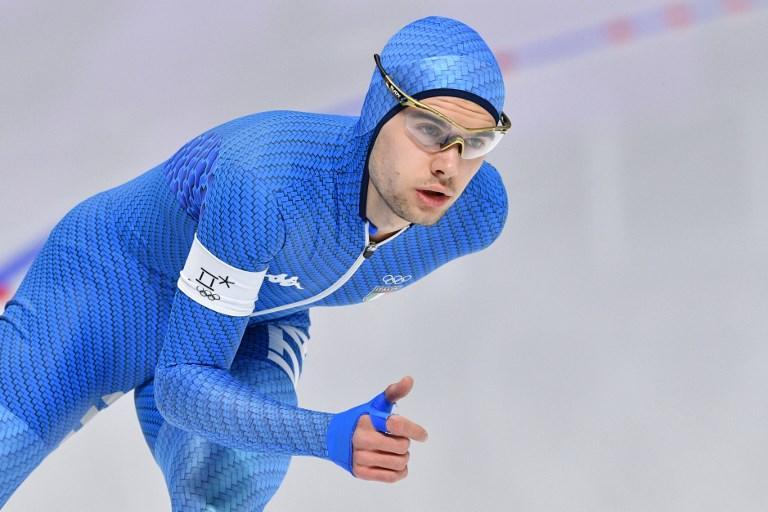 PyeongChang: Tumolero di bronzo nel pattinaggio velocità