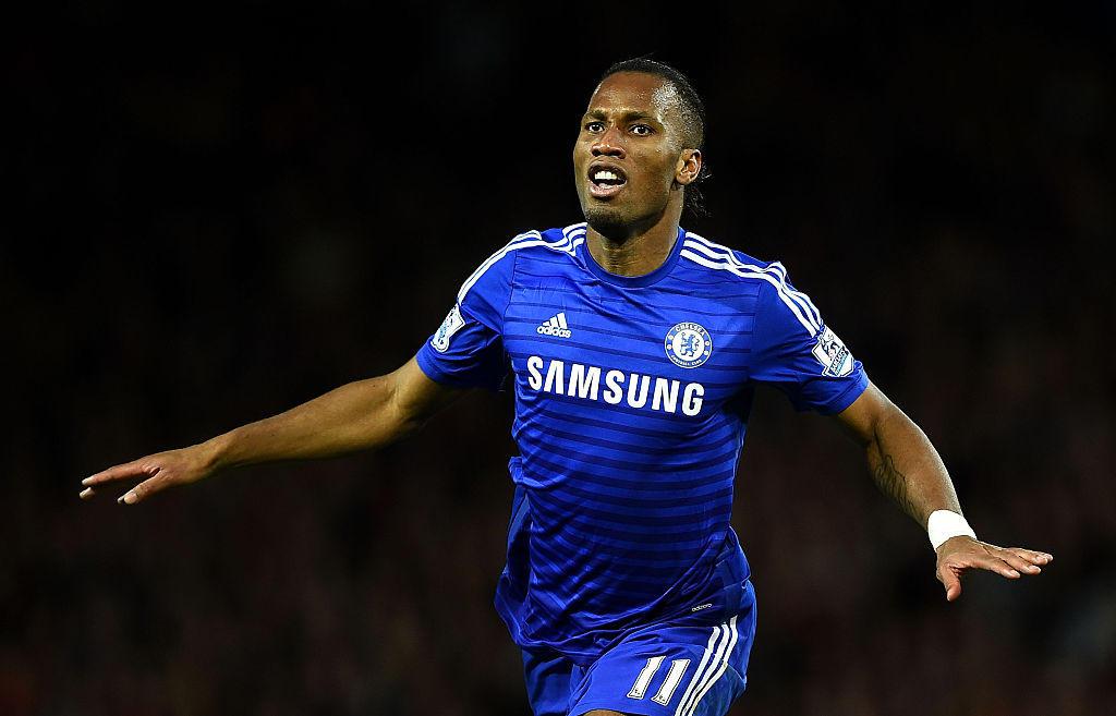 Lascia la Ligue 1 e nel 2004 passa al Chelsea dove diventerà un simbolo e idolo dei tifosi