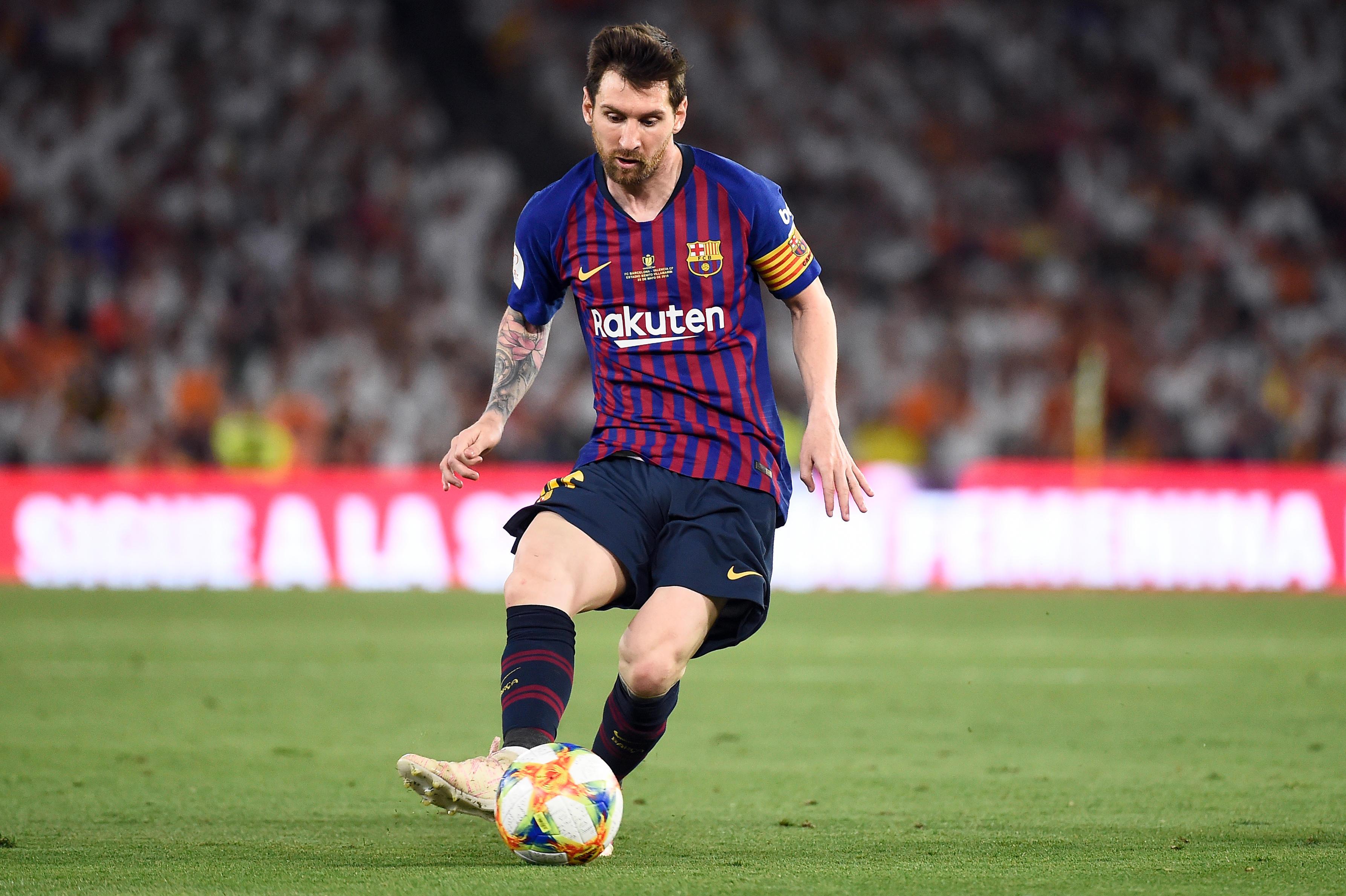 4. Leo Messi (167,4 milioni)