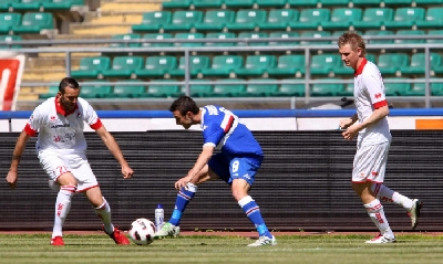 Bari-Samp 1-0, Lapresse