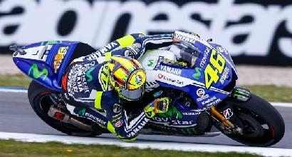Valentino Rossi foto MotoGP.com