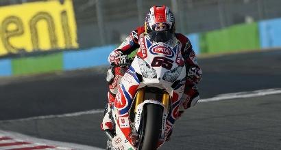 Superbike, GP Qatar: a Rea le prime libere, Melandri sesto