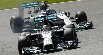 F1: Hamilton-Rosberg, le combinazioni per il titolo