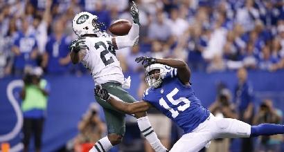 Nfl: Revis lancia i Jets, 20-7 ai Colts