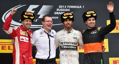 """F1, Hamilton: """"Speravo di lottare con Vettel"""""""