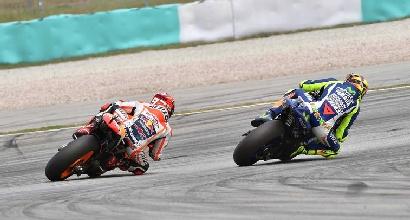 Marquez e Rossi (IPP)