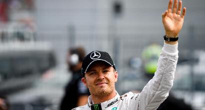 """F1 a Hockenheim, Rosberg: """"Soddisfatto di me stesso"""""""