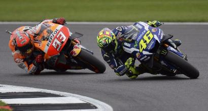 Rossi-Marquez (Afp)