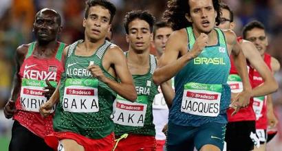 Paralimpiadi, impresa di Baka: corre i 1500 più veloce dell'oro olimpico