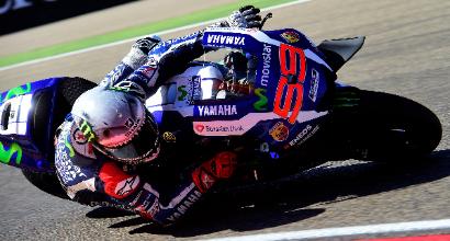 """MotoGP ad Aragon, Rossi: """"Non sono stato bravo"""""""