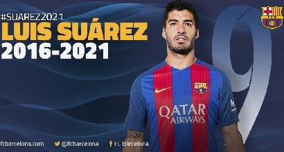 Rinnovo Suarez, UFFICIALE: clausola da 200 milioni di euro!