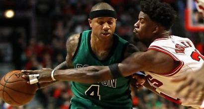 Nba: sorriso Bulls, Celtics ko