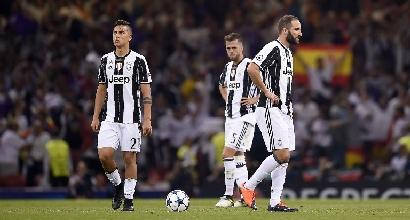 Real sul trono d'Europa: 4-1 sulla Juve, umiliata da Ronaldo