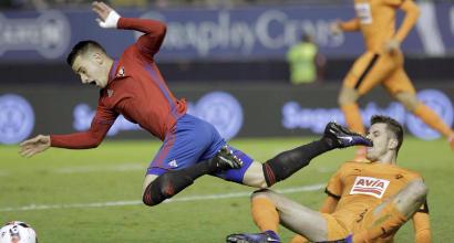 Colpo Torino: preso Berenguer dall'Osasuna, beffato il Napoli