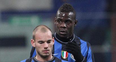 CALCIOMERCATO - Colpo Nizza: fatta per Sneijder. Ci sarà contro il Napoli?