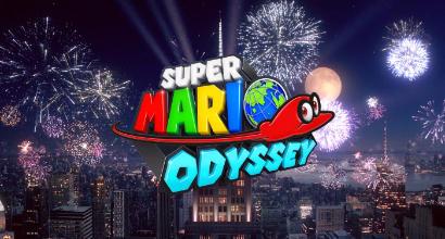 Super Mario Odyssey, c'è anche un video musciale