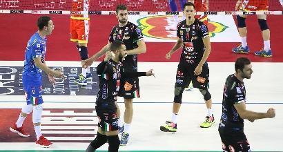Volley: Modena e Perugia a punteggio pieno in SuperLega