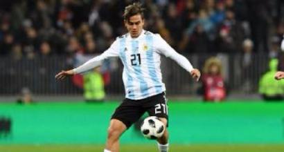 Argentina, malore per Aguero: sviene durante un'amichevole
