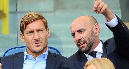 """Totti fatalista: """"Niente Mondiali? Andremo in vacanza"""""""