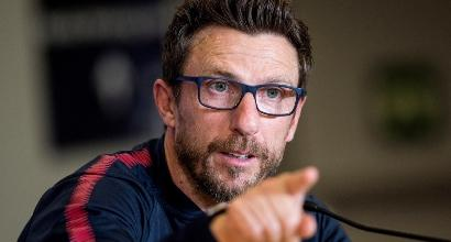 Roma-Qarabag, Di Francesco: