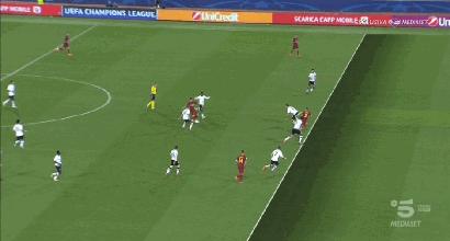 Champions League - La moviola di Roma-Liverpool, mancano due rigori ai giallorossi