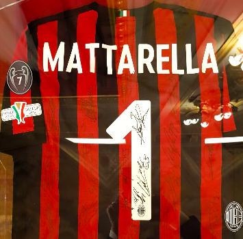 Coppa Italia: Juventus e Milan al Quirinale da Mattarella