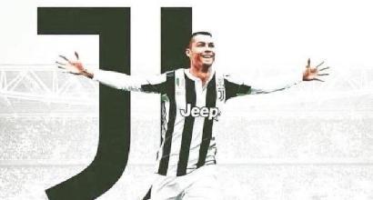 Juve-Cristiano Ronaldo: È UFFICIALE