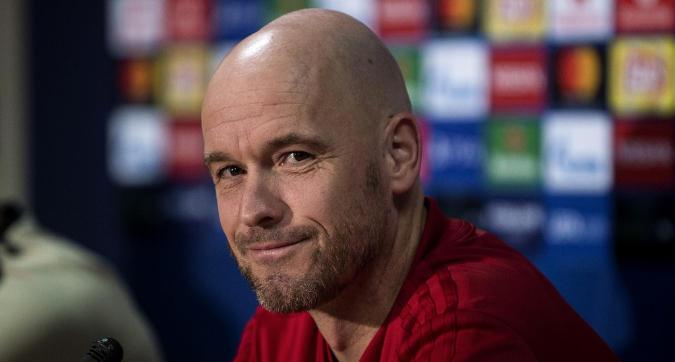 "Verso Ajax-Juve, Ten Hag non ha paura: ""Contenti che CR7 ci sia, noi abbiamo De Jong"""