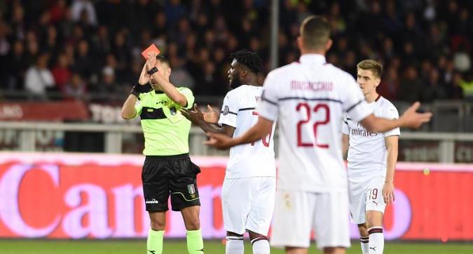 Giudice Sportivo: una giornata di squalifica per Romagnoli