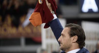 Roma, Totti fa carriera: sarà il nuovo direttore tecnico