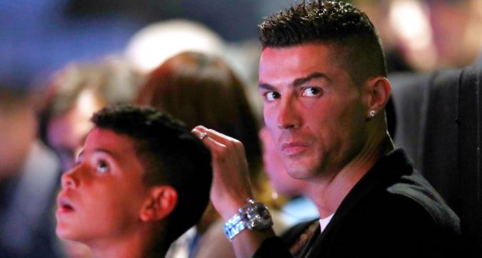 Juventus, lo Sporting Lisbona vuole Cristiano Ronaldo junior