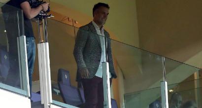 Fiorentina, Joe Barone incontra Batistuta in sede: l'argentino può tornare nel club