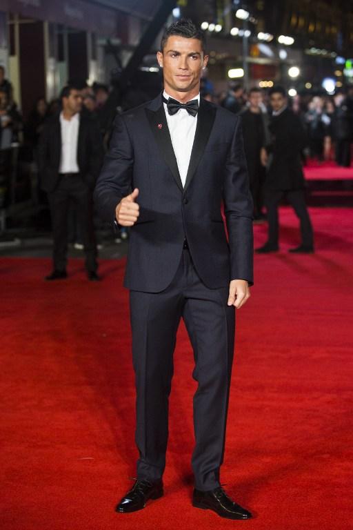 Cristiano Ronaldo, gala per il film autobiografico