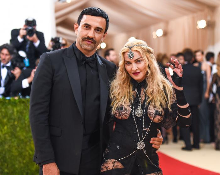Madonna, lato B al vento a New York
